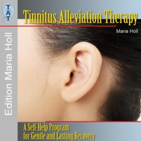Tinnitus alleviation therapy WEB